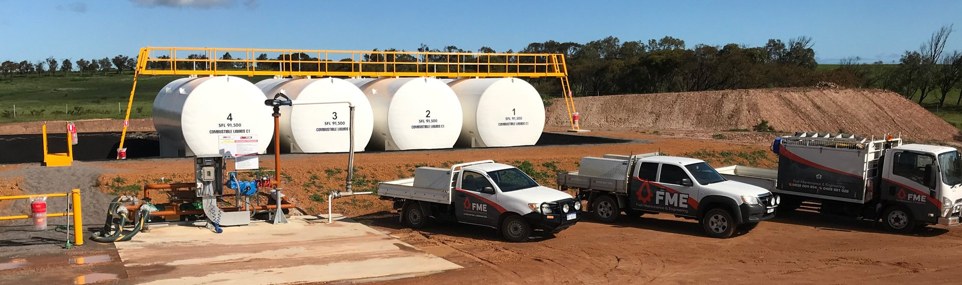 Fuel Maintenance Vehicles